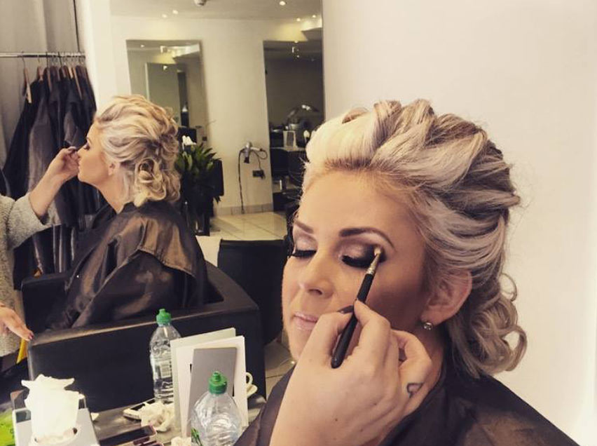 Makeup Artist at Wish Salon. Boldmere Kingstanding Erdington New Oscott